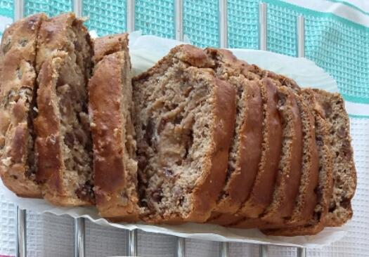 Photo of fruity tea loaf