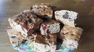 Photo of Bakewell Tart Tea Loaf