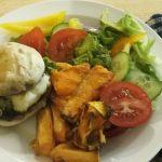 Photo of Halloumi Burger