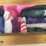 Gym drawer photo