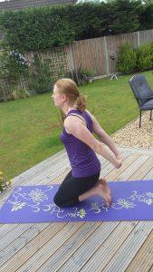 Rosefit pec stretch photo
