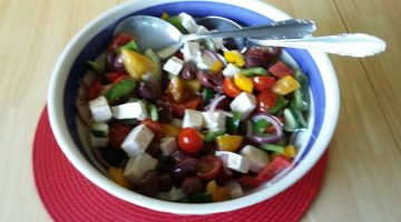 Greek Salad / Greek Panzanella