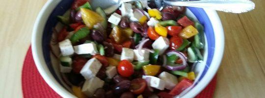 Greek Salad / Greek Panzanella