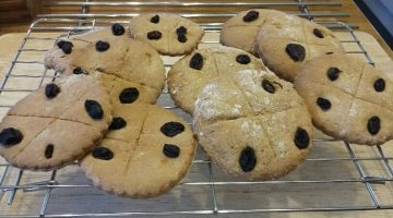 A nod to Halloween – Soul Cakes