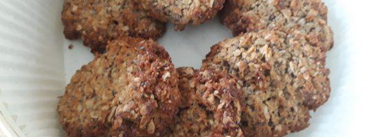 Gingerbread Breakfast Bites