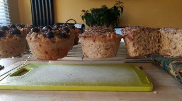 Oaty Muffins